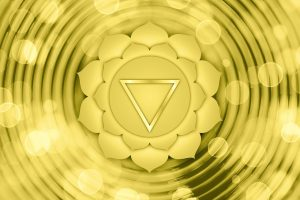 Solar plexus čakra - žltá